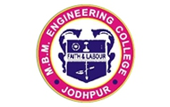 M.B.M. Engineering College, Jodhpur, Rajasthan
