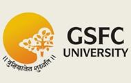 GSFC University School of Technology, Vadodara, Gujarat
