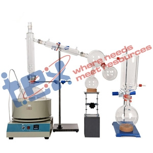 Distillation Water Apparatus