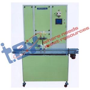 PLC Based Bottle Filling Machine