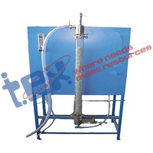 Fluidization Apparatus