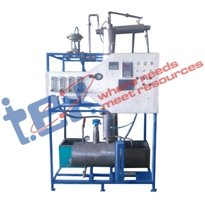 Sieve Tray Continuous Distillation Column
