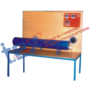 Heat Transfer through Lagged Pipe