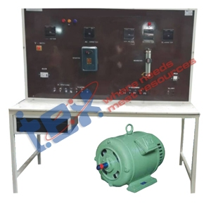 DC Generators Series Type with Control Panel