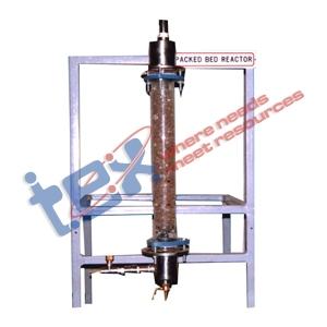Permeability Fluidization Studies Apparatus