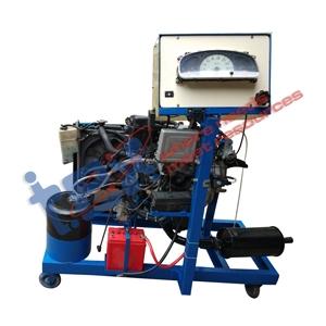 Petrol Engine With CNG Setup