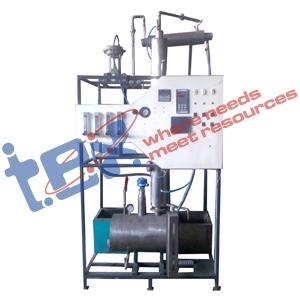 DCS Based Distillation Column