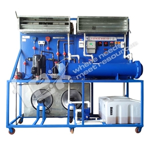 Air Conditioning Direct & Indirect Chiller System