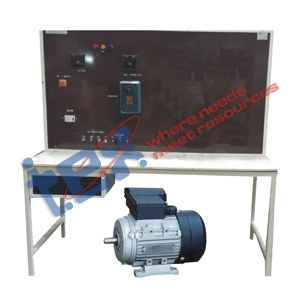 Motor AC Single Phase 230 Volt with Control Panel