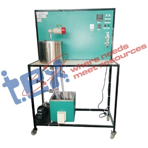 Batch Type Tank Crystallizer