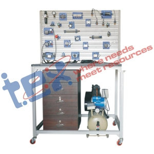 Pneumatic Trainer With Work Station