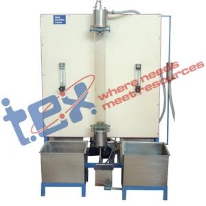Liquid Extraction in Spray Column