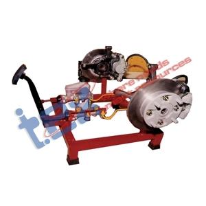 Model of Disc Brake System