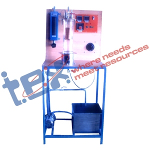 Boiling Heat Transfer Apparatus (Two Phase Heat Transfer)