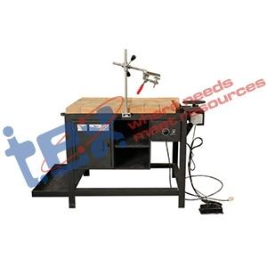Gas Welding Table