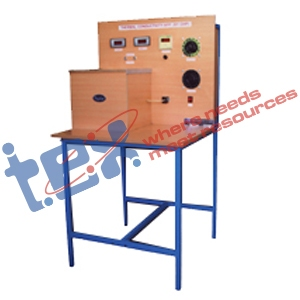 Thermal Conductivity of Slab by Guarded Hot Plate Method
