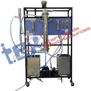 Liquid Extraction in Mixer Settler Column